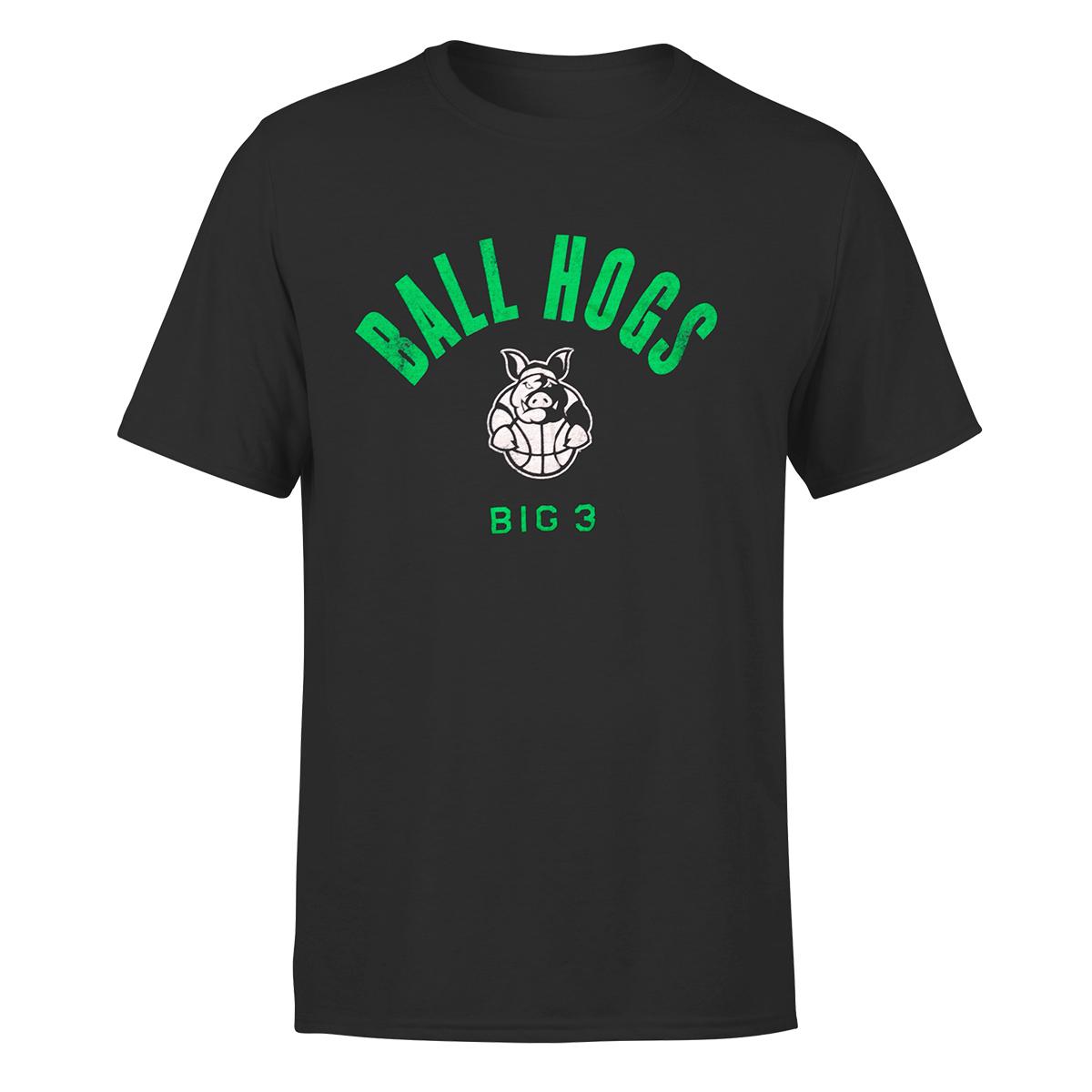 Ball Hogs Black T-Shirt