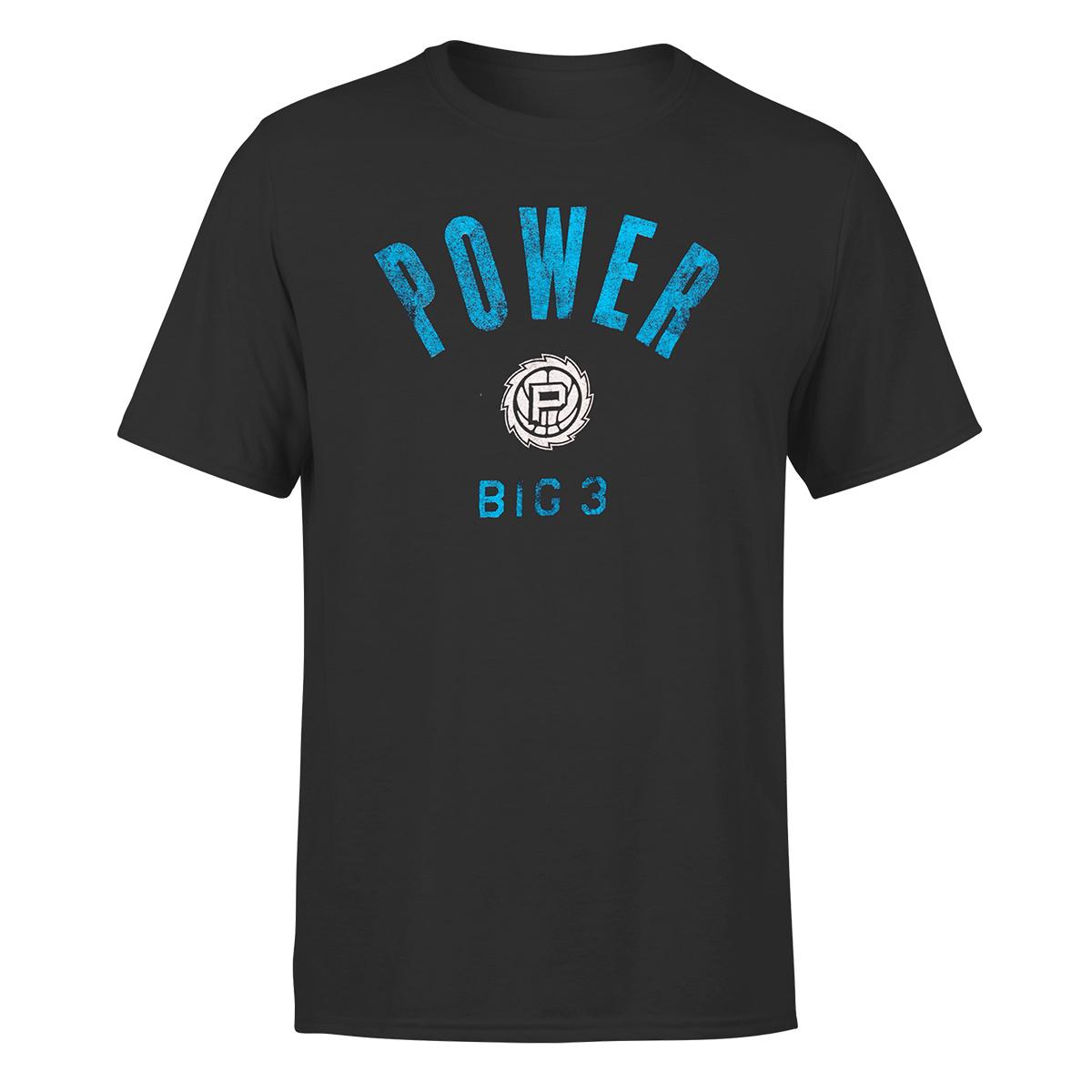 Power Black T-shirt