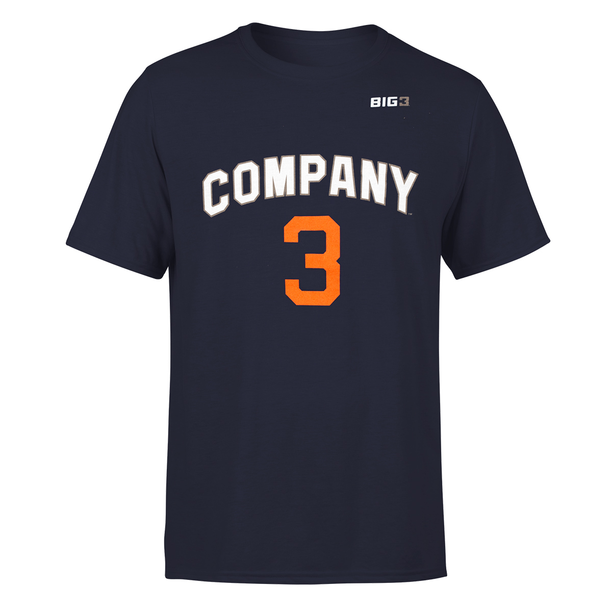 3's Company The Answer T-Shirt