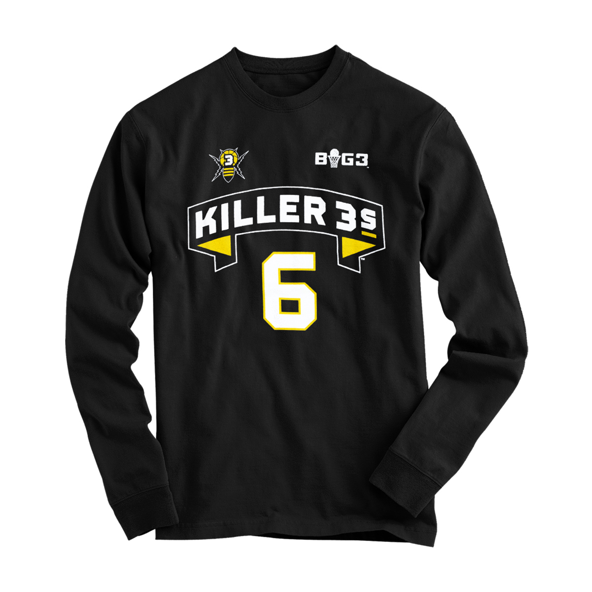 Killer 3'S Oakely Long Sleeve T-Shirt