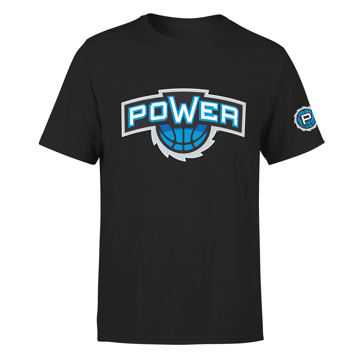 BIG3 POWER BLACK T