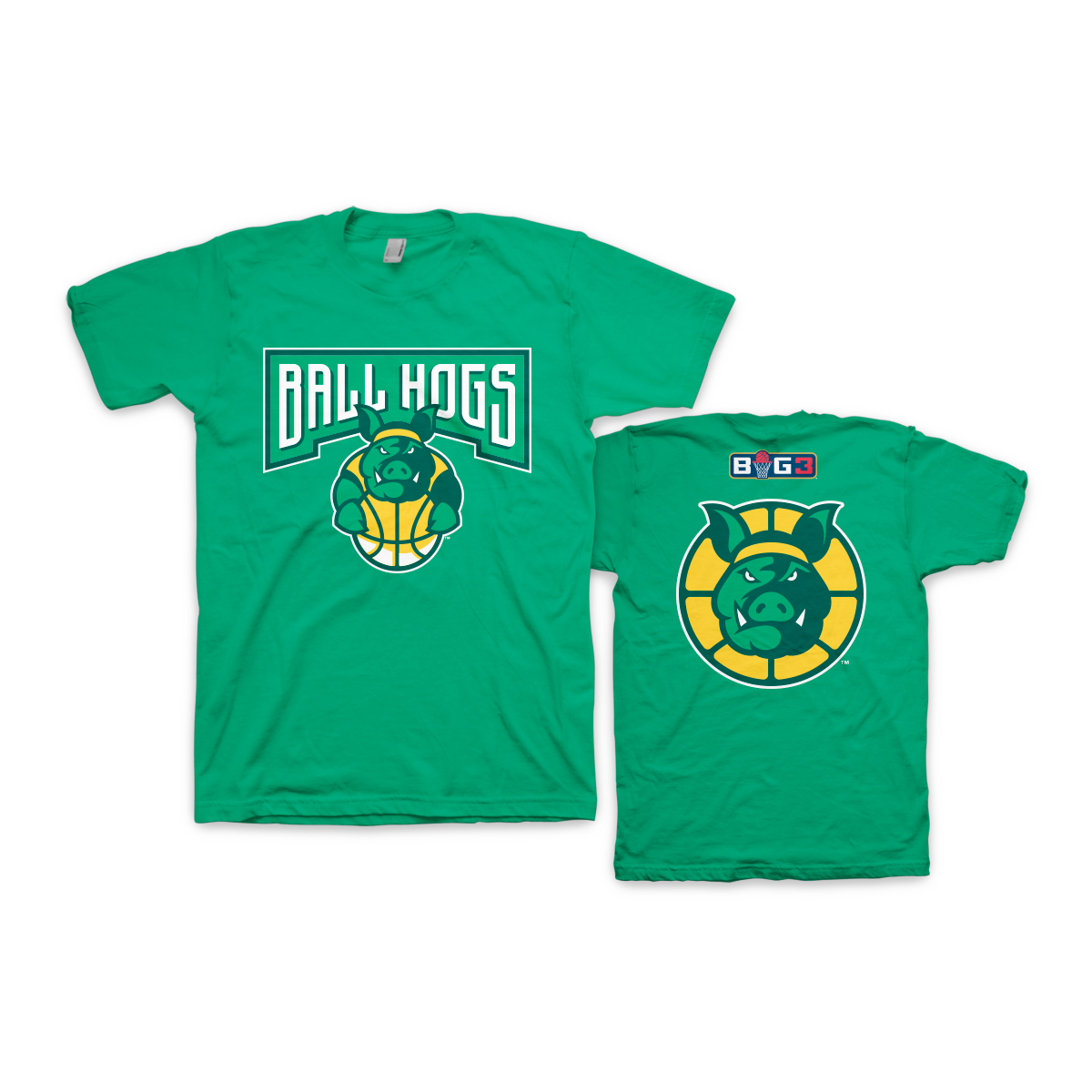 Ball Hogs - Webstore Exclusive 2019 Season T-Shirt