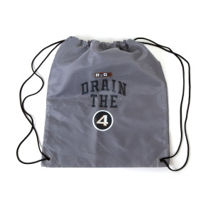 Big3 Drain the 4 Drawstring Bag