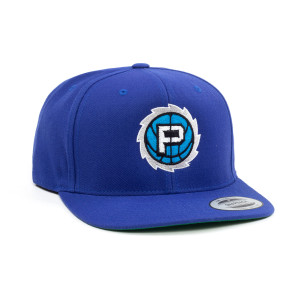 Power - Blue Flatbrim Hat