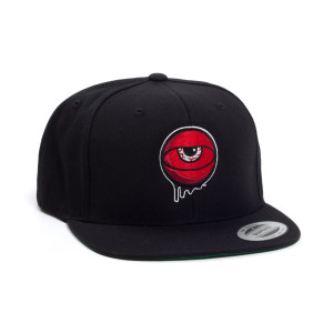 Trilogy Black Flatbrim Hat