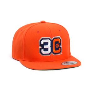 3's Company Orange Hat