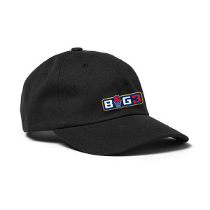 BIG3 BLACK DAD HAT