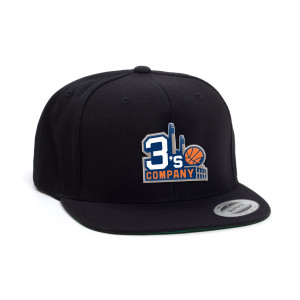 BIG3 3'S COMPANY FLEX HAT