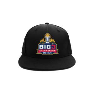 Big3 2018 Championship Flat Brim Hat