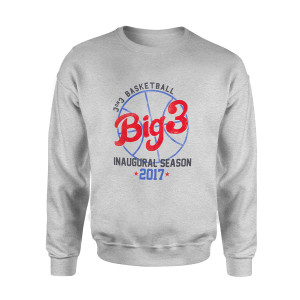 Big3 2017 Inaugural Season Crewneck Sweatshirt