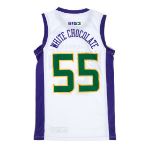 White Chocolate Jersey