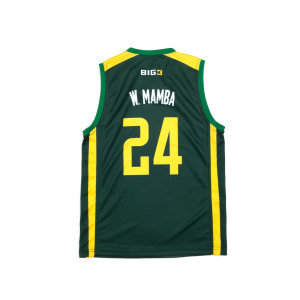 W. Mamba Youth Jersey