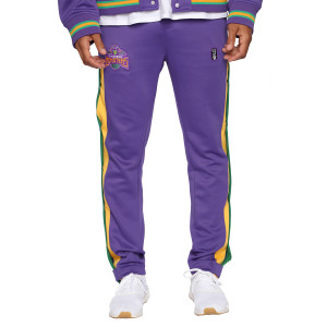Team 3 Headed Monsters Joggers - Purple