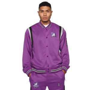 Team Ghost Ballers Jacket - Purple