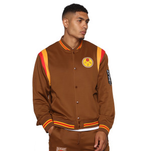 Team Bivouac Jacket - Brown/Combo