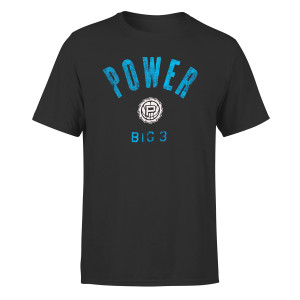 Power Black T-shirt