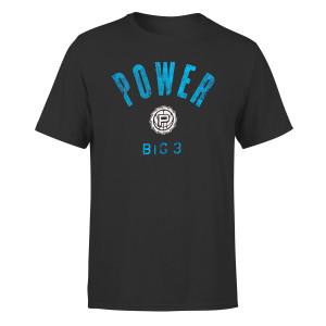 Power - Black T-shirt