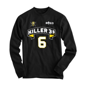 Killer 3's - Oakely Long Sleeve T-Shirt
