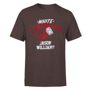 White Chocolate Brown T-shirt
