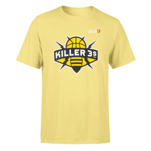 Killer 3's Yellow T-Shirts