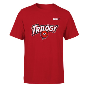 Trilogy - Red T-Shirt