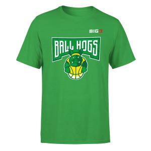Ball Hogs - Kelly Green T-Shirt