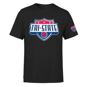 BIG3 TRI-STATE BLACK T