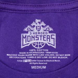 3 Headed Monsters - Webstore Exclusive  2019 Season T-Shirt
