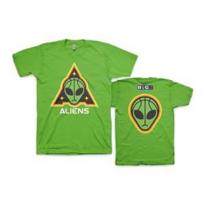 Aliens - Webstore Exclusive 2019 Season T-Shirt