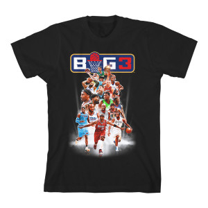 All Stars Dateback T-Shirt