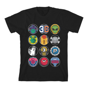 Game Ball Black T-Shirt