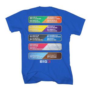 Team Spirit Blue T-Shirt