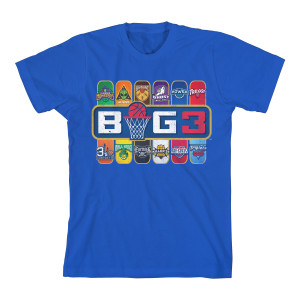 Team Spirit Blue T-Shirt