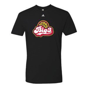 Adidas Big3 Retro Logo T-Shirt