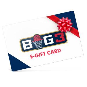 BIG3 eGift Card