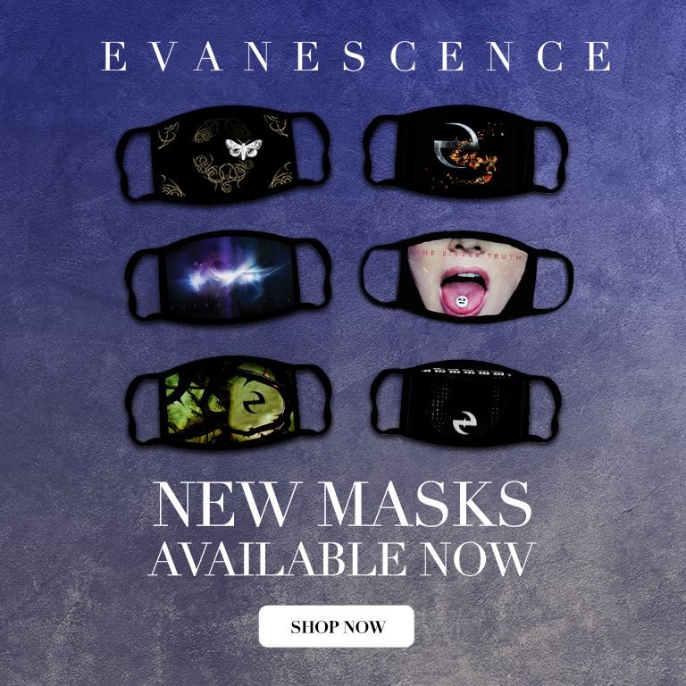 New face masks available now.