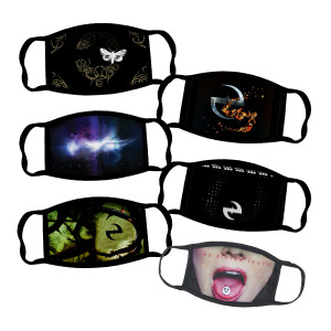 Evanescence Album Artwork Face Mask Bundle
