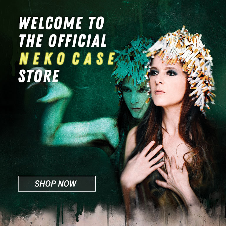 Shop Neko Case Apparel