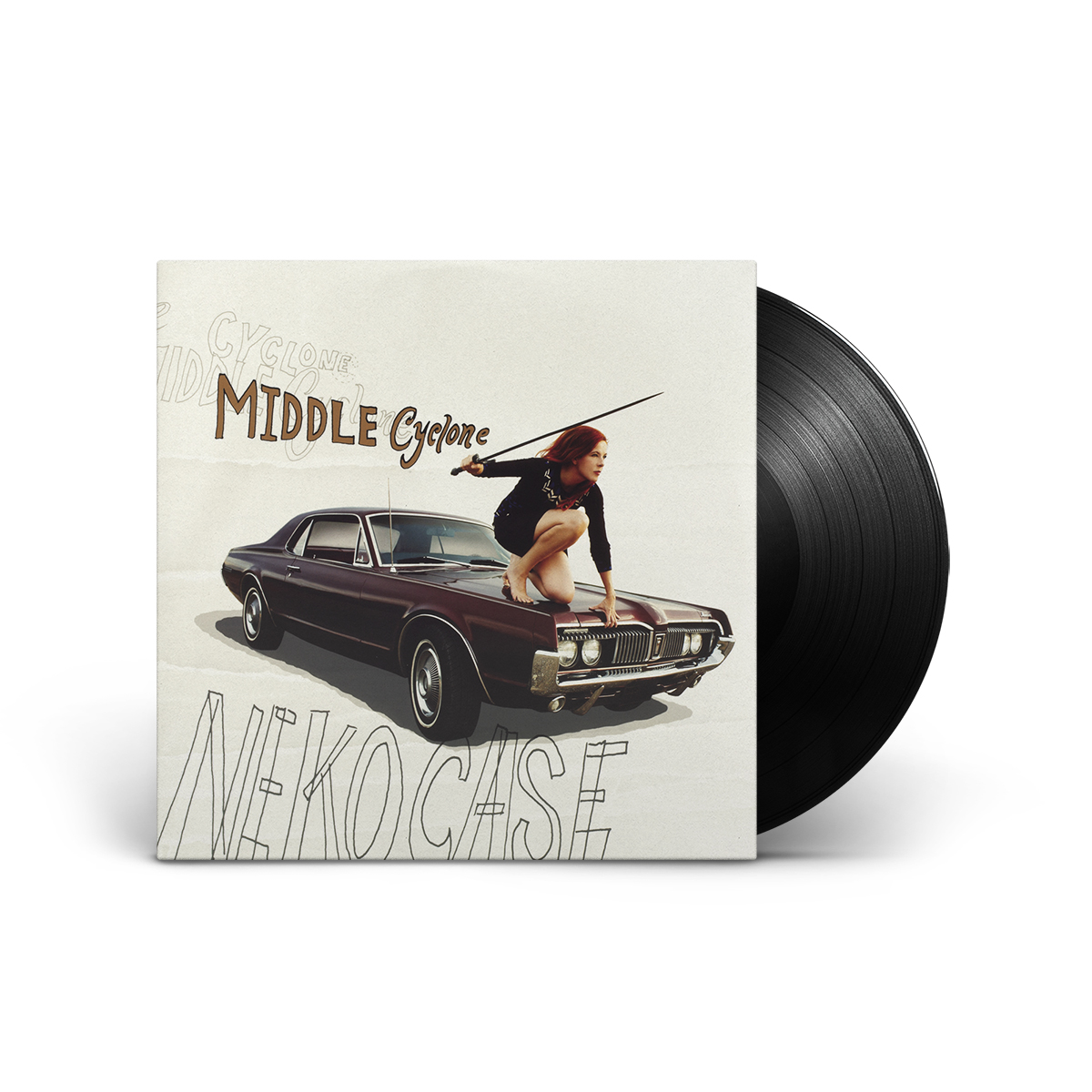 Middle Cyclone - LP