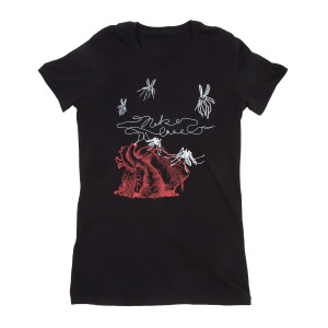 Mosquito Heart Ladies Tee