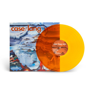case/lang/veirs - Orange LP