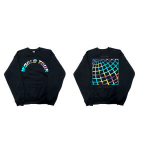 Maluma World Tour Foil Crewneck Sweatshirt