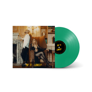 "Pa' Ti+ Lonely 12"" Single Green Vinyl"
