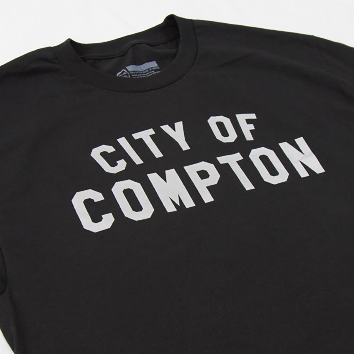3M Reflective City of Compton Tee