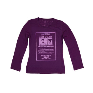 America's Most Wanted Women's Long Sleeve T-Shirt