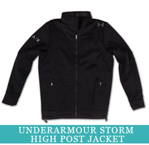 O.A.R. UnderArmour Storm High Post Jacket