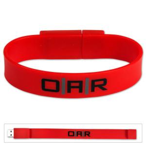 O.A.R. USB Wristband