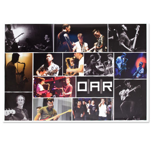 BOXES O.A.R. POSTER