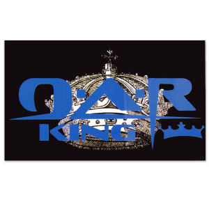 O.A.R. King Sticker