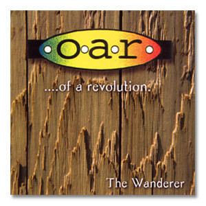 O.A.R. The Wanderer CD
